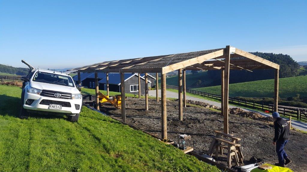 Building a Farm